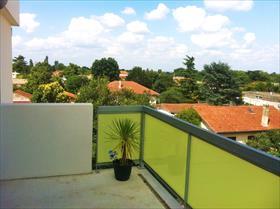 Appartement - TOULOUSE - T3 récent - 59 m² - TOULOUSE