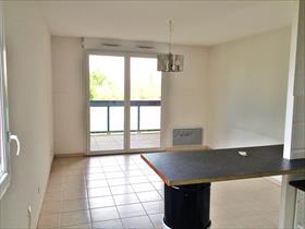 Appartement - TOULOUSE - T3 + 1 parking - 56 m² - ROUTE DE LAUNAGUET