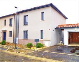 Maison - MONDONVILLE - Villa T4 NEUVE + Garage -MONDONVILLE