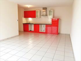 Appartement - Pibrac - Appartement T3 - 60 m² avec balcon - PIBRAC