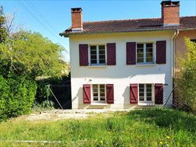 Maison - TOULOUSE - Maison T4 mitoyenne - JARDIN + GARAGE