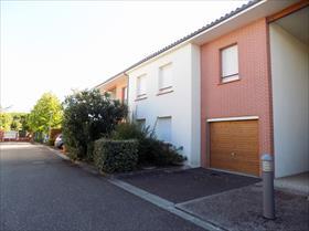 Appartement - FENOUILLET - Appartement T2 avec jardin et garage - 31150 FENOU