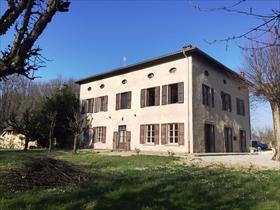 Maison - entre Voiron et Grenoble - Réf. 2019 Belle demeure Bourgeoise de 320 m2 hab.