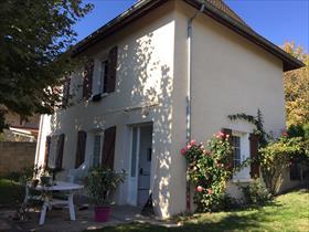 Maison - LES AVENIERES - Réf : 2047 Maison dauphinoise T3