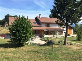 Maison - Proximité Morestel - Réf. 1986 Maison rénovée, Terrain 24 000 m2