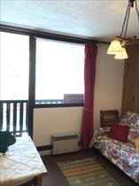 Appartement - LANSLEVILLARD - STUDIO AU PIED DES PISTES - 16.37 M²