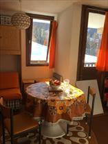 Appartement - LANSLEVILLARD - STUDIO - 21.66 M² - VUE SUR LES PISTES
