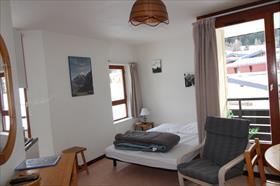 Appartement - LANSLEVILLARD - STUDIO 20.54 M²