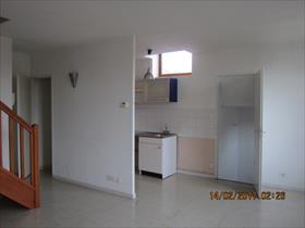 Appartement - LA TOUR DU PIN - LA TOUR DU PIN T3 centre