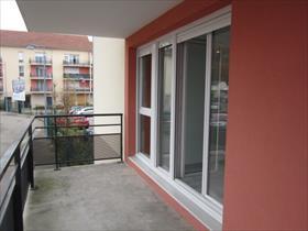Appartement - SAINT CLAIR DE LA TOUR - SAINT CLAIR DE LA TOUR T3 dans résidence