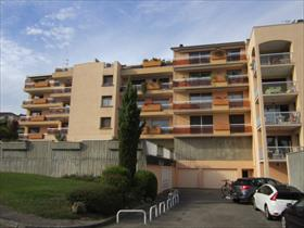 Appartement - LA TOUR DU PIN - LA TOUR DU PIN T2 avec balcon