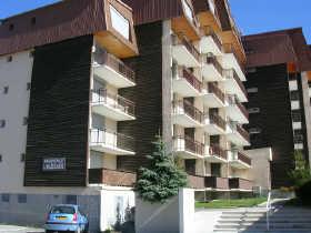 Appartement - LES DEUX ALPES - Résidence : VALLEE BLANCHE A7 - Entrée Chartreuse