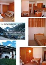 Appartement - CEILLAC - APPARTEMENTS 3 PERS 3* LE CHEYNET 1 F27 F35