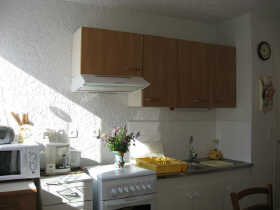 Appartement - Le Noyer - 8 km de ST BONNET, dans résidence faibles charges