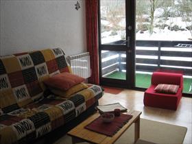 Appartement - ANCELLE - STUDIO MEUBLE ds résidence