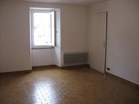 Appartement - LE CROS - Appartement type 4 RDC de maison de pays