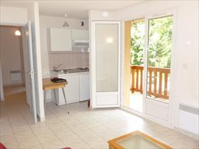 Appartement - ST BONNET EN CHAMPSAUR - STUDIO (24m2), 1er étage dans résidence récente,