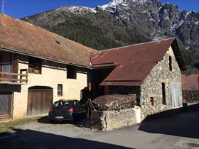 Maison - la motte - Dans hameau paisible à 15 mn de St BONNET