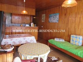 Appartement - ORCIERES - Studio cabine 4-6 pers avec GRANDE CAVE et GARAGE
