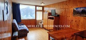 Appartement - ORCIERES - Au petit hameau des Plautus, studio Cabine 4 pers
