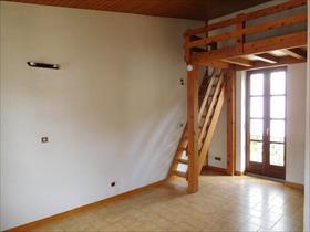 Appartement - Embrun - Studio avec mezzanine en centre-ville