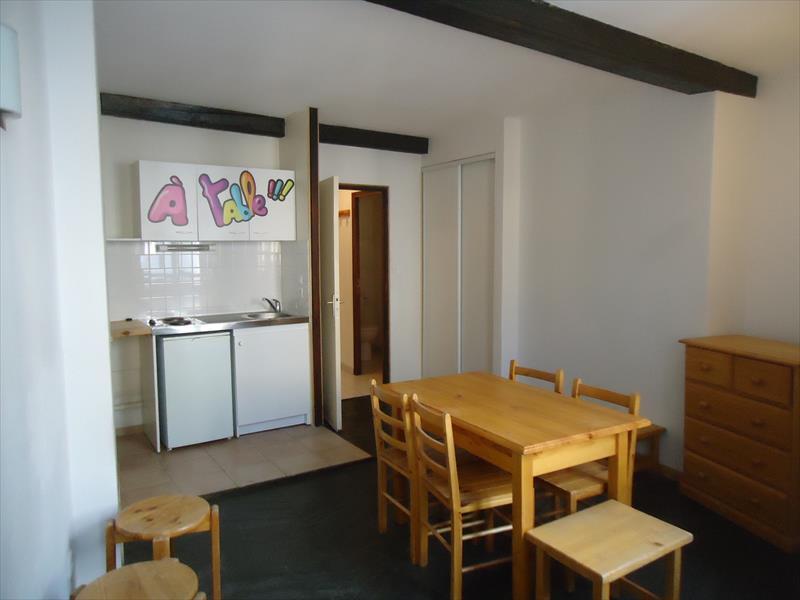 Appartement - Embrun - Joli studio semi-meublé au coeur du centre-ville