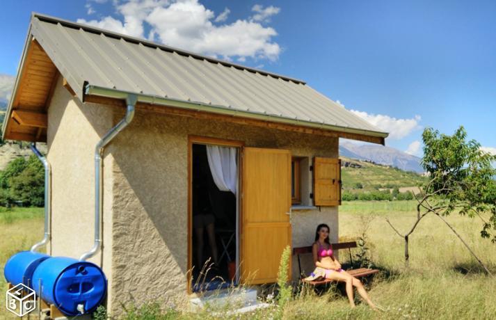 Terrain - EMBRUN - Terrain + cabanon à usage de jardin
