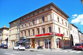 Appartement - TOULOUSE - Charmant T2 - Faubourg Bonnefoy