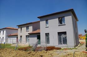 Maison - MONDONVILLE - Villa T4 NEUVE - 80 m² - MONDONVILLE