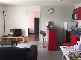 Appartement - Ramonville - T3 avec balcon - 57,40 m² - RAMONVILLE