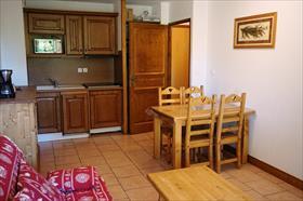 Appartement - merlette - CHARMANT 2 PIECES PROCHES PISTES