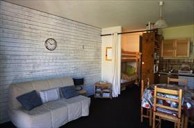 Appartement - merlette - studio pied des pistes