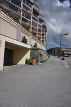Stationnement - merlette - Parking couvert en centre de station.