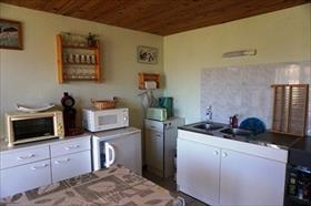 Appartement - merlette - Rez de Jardin