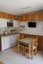 Appartment/Flat - LANSLEVILLARD - STUDIO LUMINEUX POUR 4 PERSONNES - 22.45 M²