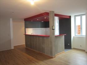 Appartement - LA TOUR DU PIN - LA TOUR DU PIN appartement T4