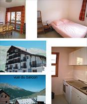 Appartement - MOLINES  - APPARTEMENT 3 PERS 1* LES CIMES 2A3 4A3 5A3