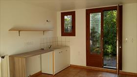 Appartement - Gap - Joli T1 en rez-de-jardin proche centre-ville