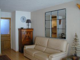 Appartment/Flat - PUY SAINT VINCENT - 2 PIECES 6 NORD/SUD AVEC BALCON