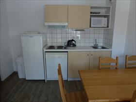Appartement - PUY SAINT VINCENT 1600 - TROIS PIECES AVEC UN GRAND BALCON- EXPO. OUEST