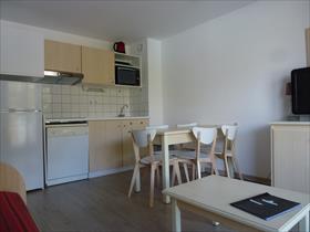 Appartement -  - APPARTEMENT T3 6 PERSONNES AVEC BALCON