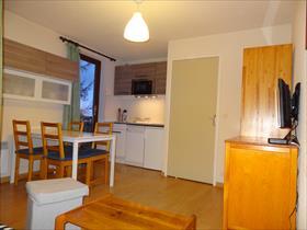 Appartement - Puy Saint Vincent - STUDIO 4 PERSONNES SUD & OUEST AVEC 2 BALCONS