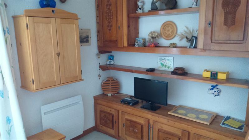 Appartement - Molines en Queyras - T2 avec terrasse et cave.  Exclusivité