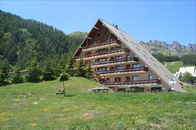 Appartement - REALLON STATION - AGREABLE APPARTEMENT  CENTRE STATION