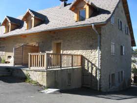 Appartement - ST LEGER - ST LEGER - T 4 DUPLEX (118m2)+ GD BALCON +TERRASSE