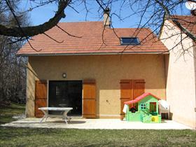 Maison - LA FARE EN CHAMPSAUR -   VILLA mitoyenne T4 (71m2) +garage+jardin clos