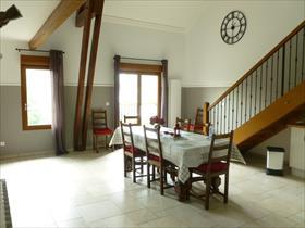 Appartement - LE NOYER - Magnifique Appartement T3 DUPLEX rénové+garage