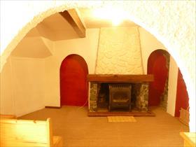 Maison - ST BONNET EN CHAMPSAUR - Maison de village, type 5+ remise