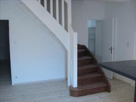 Maison - CHAUFFAYER - Maison de village T4 sur deux niveaux+cour