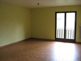 Appartement - ST LAURENT DU CROS -  Type2+Balcon SUD, 1er étage